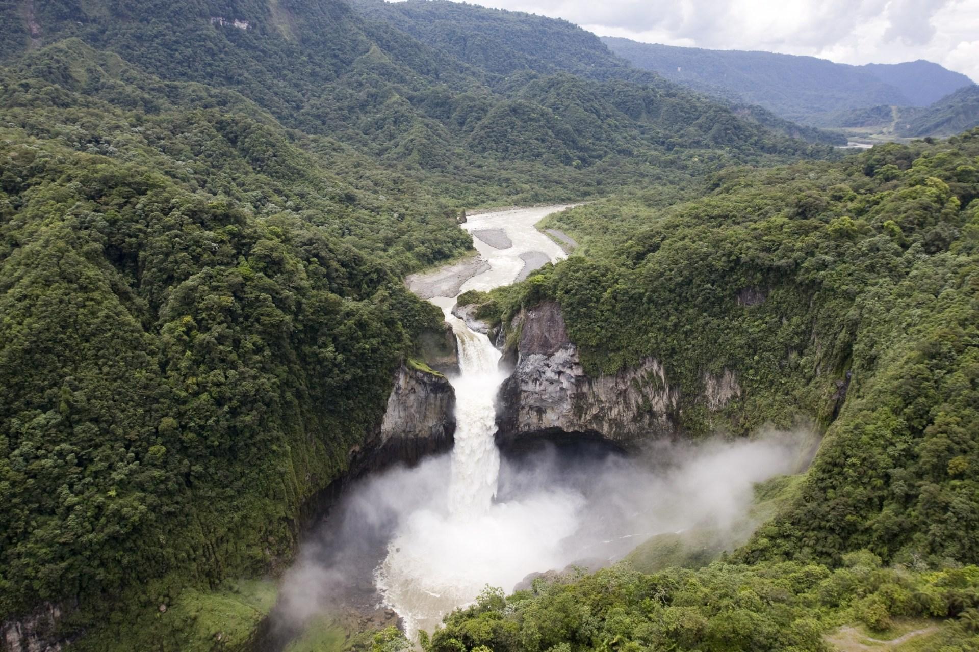 PRINCIPALES PROBLEMAS AMBIENTALES DEL ECUADOR (infografía)