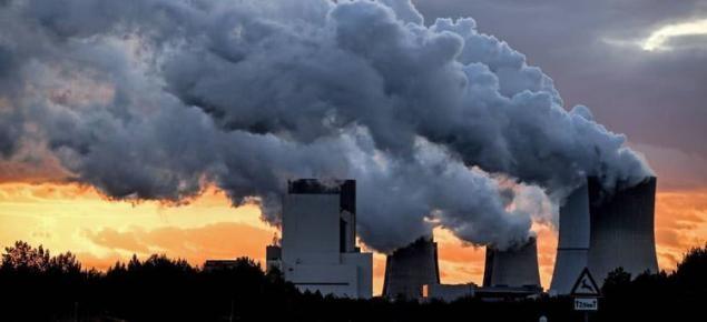 EL CO2 NO SE DETIENE.